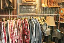 Design Inspiration / Design inspiration for store, office, and workshop.