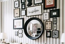 How to hang it - Photo Decor / Interesting ways to display, decorate and exhibit your photography and art.