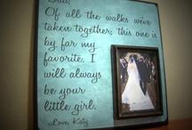 Wedding Things / by Kalyn Presley-Tate