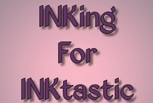 Inking For INKtastic / Sharing Designs from INKtastic, a print on demand site where you can customize clothing and accessories. This is a community board, if you are a shopkeeper we would love to add you. Leave a request on the cover pin. Thanks / by Flamin Cat Design
