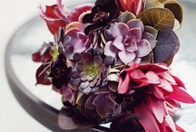 Monochromatic Bouquets that wow me!