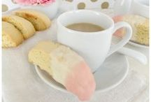 """Biscottis anyone? / by Margie """"T""""...for TIME spent on Pinterest!!!"""