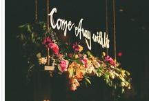 wedding decor ideas / romantic. gothic. rustic. woodsy. forest animals. / by Amanda Mack