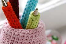 knit and crochet / by Cristina Roukey