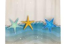 Custom Shower Curtains / Custom Shower Curtains available at CafePress and Society6
