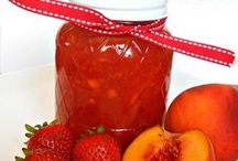 Jams, dressings and spreads, the good stuff / by Carly Vowell