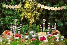 Woodland/Enchanted Forest Birthday