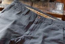 Men's Shorts / Our shorts are the perfect blend of adventure and class.