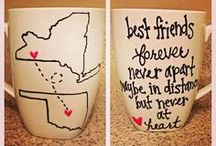 Present Ideas! / Things to make and get friends for birthdays and what nots