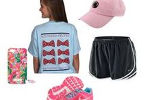 Getting that preppy look! / The must haves for becoming preppy!