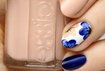 Beauty- Nails / by Eva Lagudi-Devereux