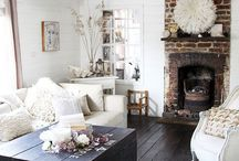 H O M E / Home improvements, home decor and other cute ideas! / by Kayla Gould