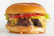 Burgers / by Eva Lagudi-Devereux