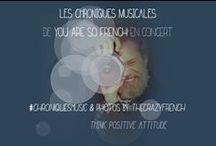 FRENCH MUSIC (albums & singles) / Les Chroniques Musicales de #TheCrazyFrench et plus si affinités #Photographies #Artistes Français #ChroniquesMusic #MadeinFrance #Pop #Rock #Folk #Electro