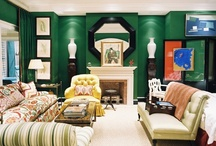 interiors / by Adelaide Goldfrank