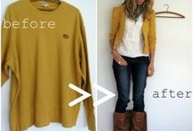 Crafty Clothes / by Michelle Shelburne