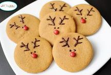 Reindeer Ideas / Reindeer Holiday Ideas - Including ideas for , parties, cakes, cookies, decorations, and more!