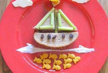 Kiddy Food / by Stéphanie