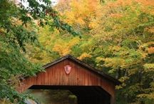 covered bridges / by Ron Moyers