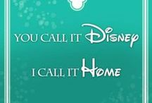 Disneyland / My Happy Place / by The Fabulous Fishing Diva