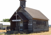 churches / by Ron Moyers