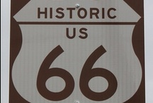 route 66 / by Ron Moyers