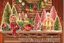 Retro Christmas Cards! / My other company is The Retro Christmas Card Company - Please join us for some fun over at https://www.pinterest.com/retrochristmas/  Or visit our shop at http://www.retrochristmascardcompany.com/