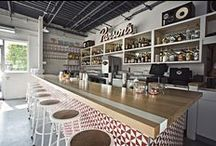 STORES_RESTAURANT DESIGN / Examples of beautiful store & restaurant design