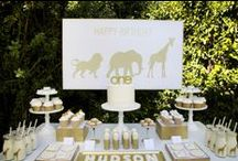 Parties by Bloom / by Bloom Designs- Jenny Raulli