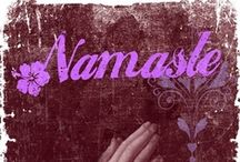 buddha bliss | namaste / a celebration of yoga and spirituality. / by confetti▴bliss