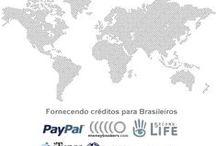 PONTE´S BUSINESS / Para você que precisa colocar créditos no paypal,agora temos a solução... http://www.moneyinworld.com/creditos/?ref=jspontes