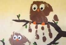 Wildlife Craft for Kids / We firmly believe every child should be entitled to regular contact with nature. It's good for them and good for nature too so here's some ideas to capture the imagination and creativity of little explorers.