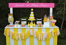 lemonade party / by Bloom Designs- Jenny Raulli