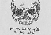 ✨ skulls & bones ✨