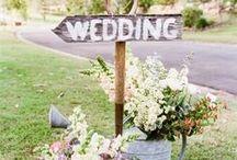 Wedding ideas / by Emma Harrison