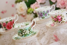 """Flower of the Month"" Royal Albert Pattens / www.royalalbertpatterns.com"