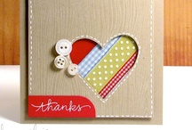 Card Ideas/Wrapping / by Susan Benz Moore