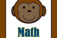 K5--Math / by joy raley