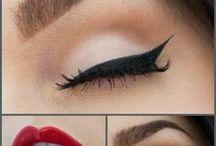 Retro Beauty Tips