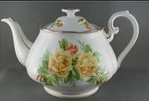 """Yellow"" Royal Albert Patterns / Royal Albert Patterns that are yellow or have yellow Flowers or design"