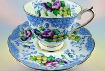 """Crown China"" Royal Albert Patterns / Patterns made After 1917 to Late 1930s www.royalalbertpatterns.com"