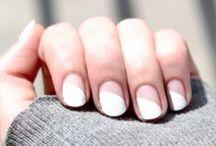 face + nails / make up tips and tricks
