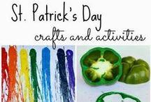 St. Patrick's Day / by Patti Nicholson