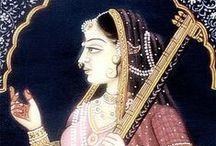 M* Y * S * T * I * C * A * L - Indian art