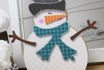 Winter Crafts and Ideas