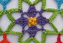 Crochet Patterns & Inspiration / Collection of eye-catching crochet pieces that I would possibly make, with & without patterns.