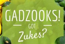 Zucchini / A collection of recipes to deal with the over productive garden! / by Patti Nicholson