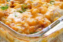 Recipes Casseroles
