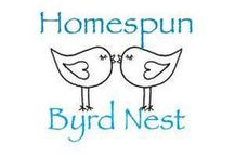 The Homespun Byrd Nest