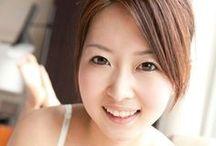 Minamoto Shizuka / Asaka Miwa JAV Sexy  Asian Idol Gravure